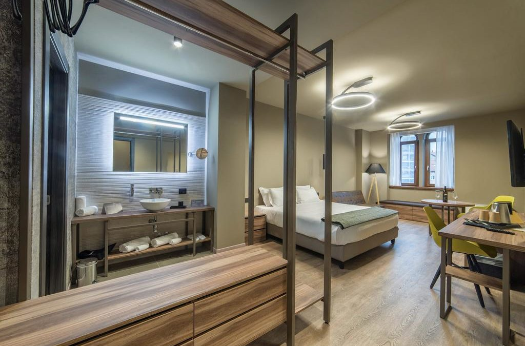 9 Stanze Boutique Rooms – Residence – TS